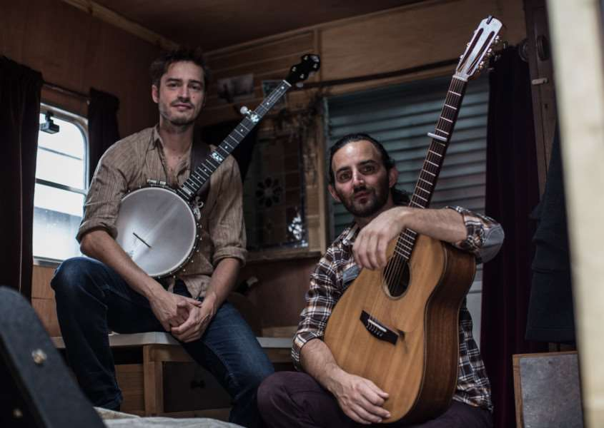Jimmy Aldridge and Sid Goldsmith are Spalding Folk Club's guests on Wednesday, October 4