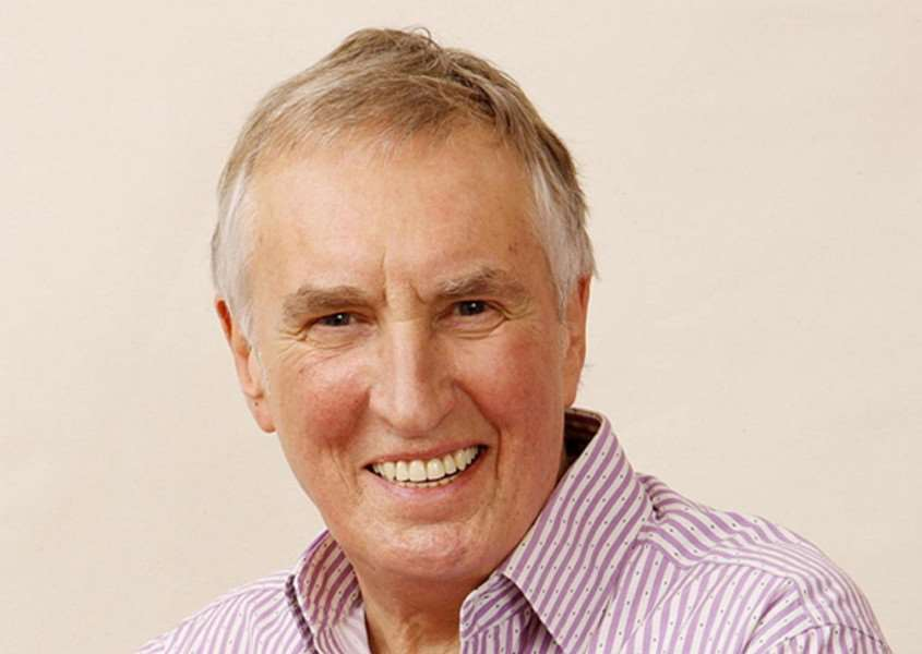 BBC Radio 2 presenter Johnnie Walker is at Spalding's South Holland Centre on Friday.