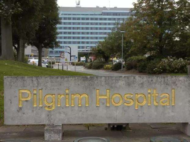 Boston's Pilgrim Hospital. (2114848)
