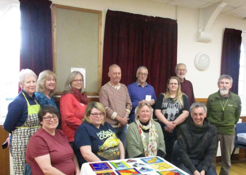 Stained Glass Workshop at Holbeach Cemetery Chapels