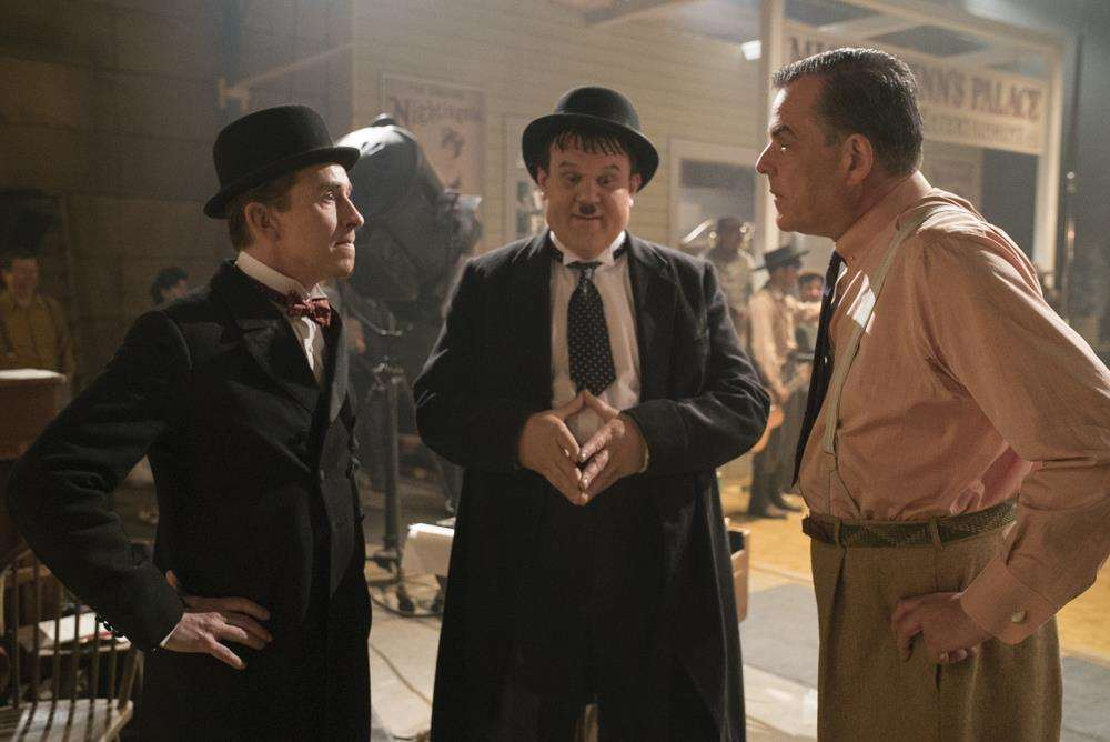 See the movie Stan and Ollie at the South Holland Centre from Friday. (6342450)