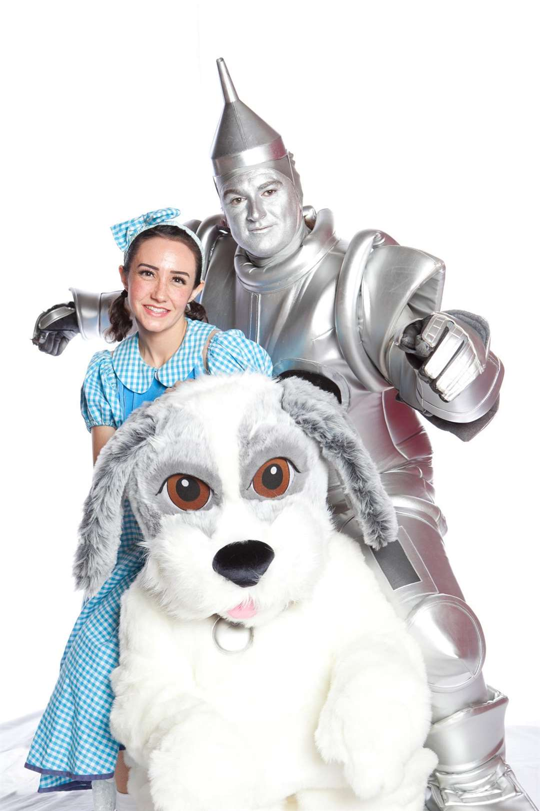 There's still time to see The Wizard of Oz at Baytree Theatre this week. Photographer: Chris Moxey (2148112)