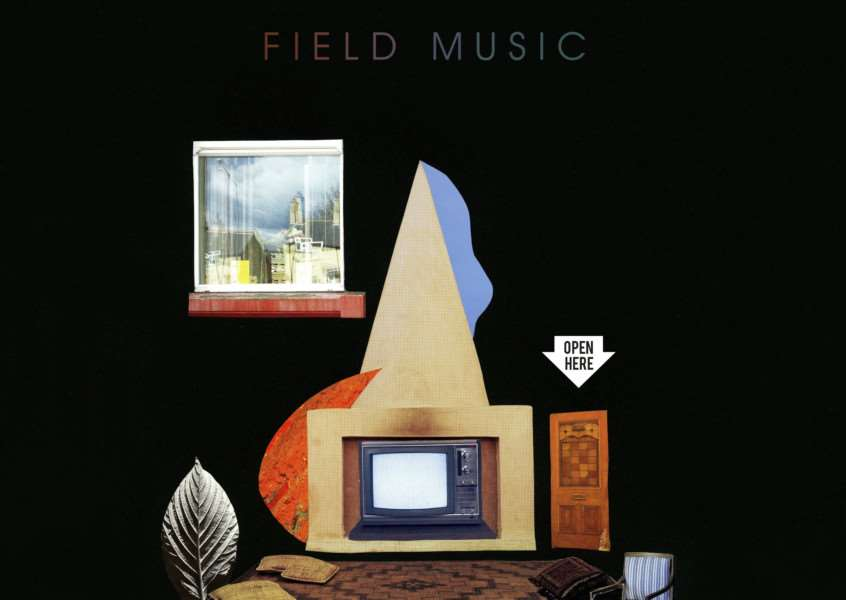 Field Music: Open Here.