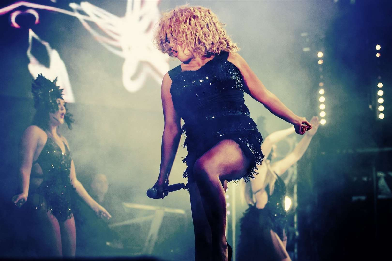 Totally Tina, the official tribute to Tina Turner, is at the Key Theatre in Peterborough on Saturday. Photo by Alex Williams Photography.