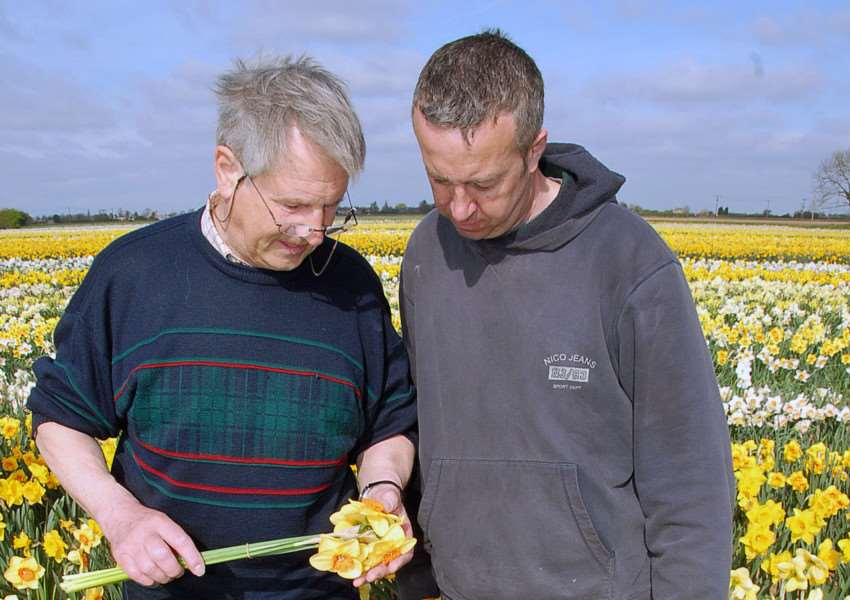 Horticultural expert Johnny Walker will be at Baytree Garden Centre in Weston on Wednesday giving tips on how to get the best from your bulbs.