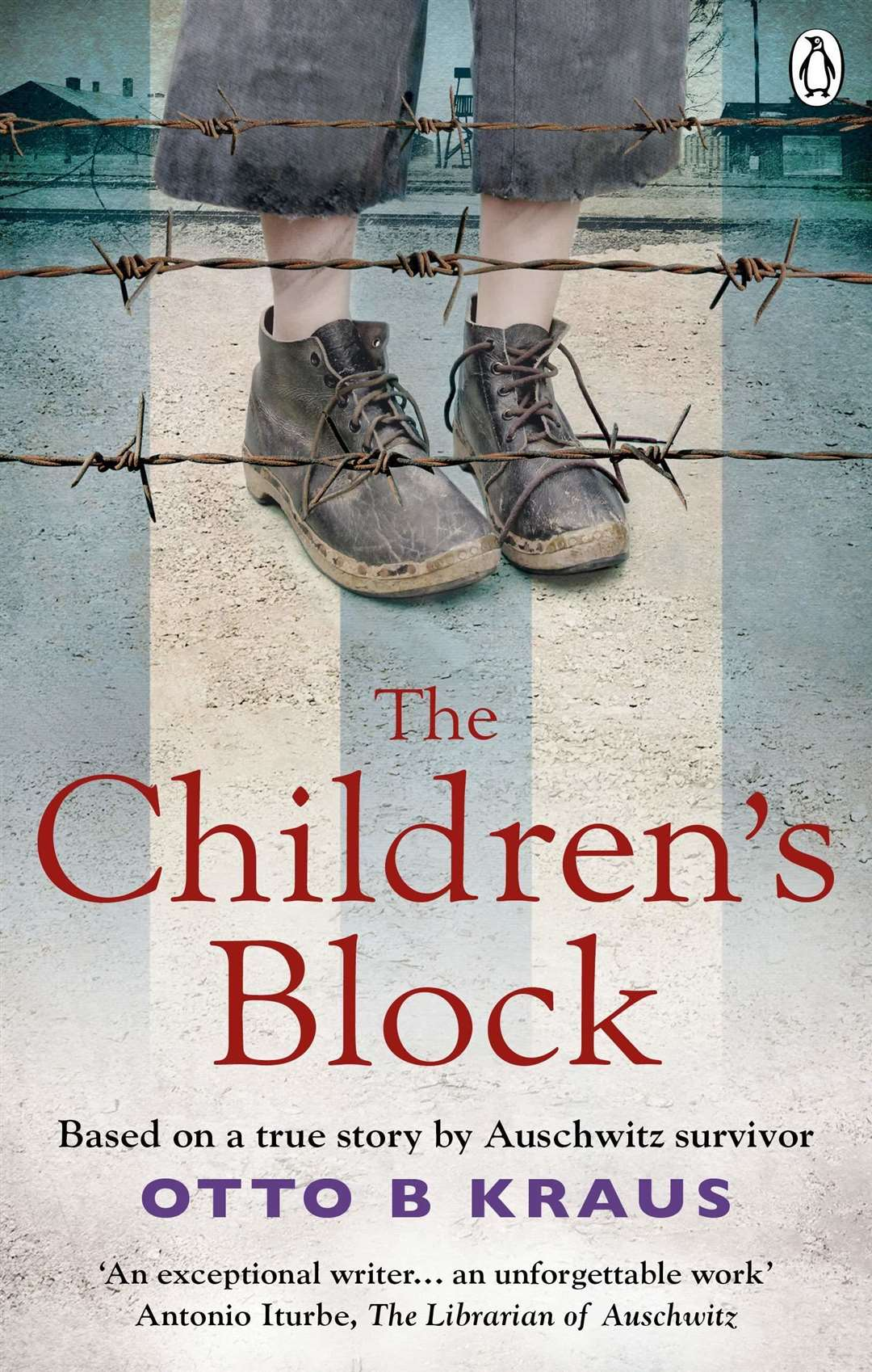 The Children's Block by Otto B Kraus. Bookmark in Spalding's Book of the Week.