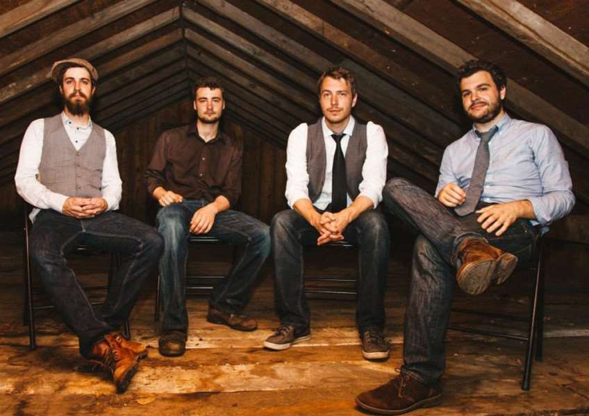 The Slocan Ramblers play at the South Holland Centre in Spalding on Thursday, November 9.