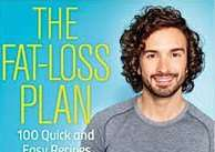 Bookmark in Spalding's Book of the Week: The Fat-Loss Plan by Joe Wicks.