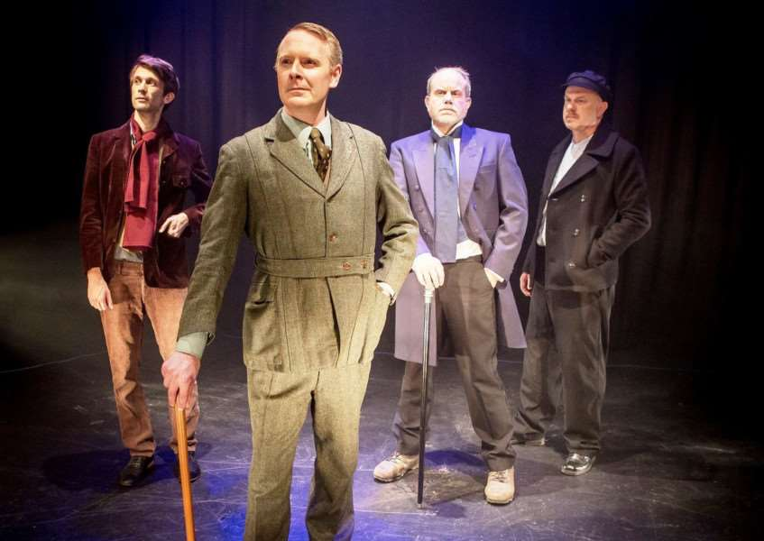 The classic tale of The Four Men comes to the stage in Spalding.