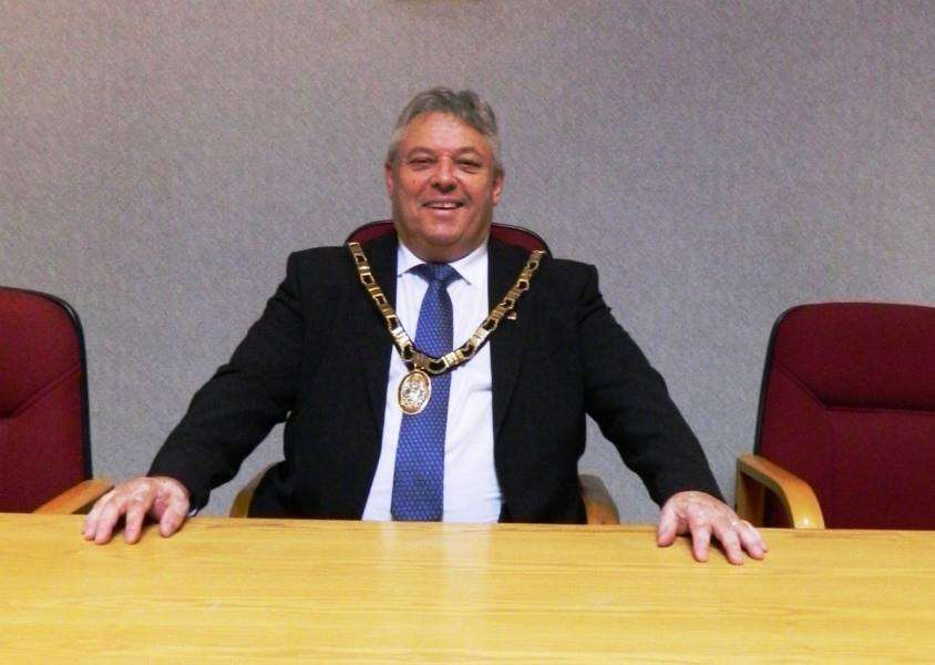 Council chairman Rodney Grocock.