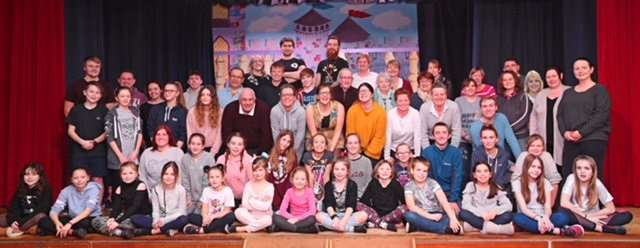 Crowland Amateur Dramatic Society are performing Snow White and the Seven Dwarfs. (Photo supplied).
