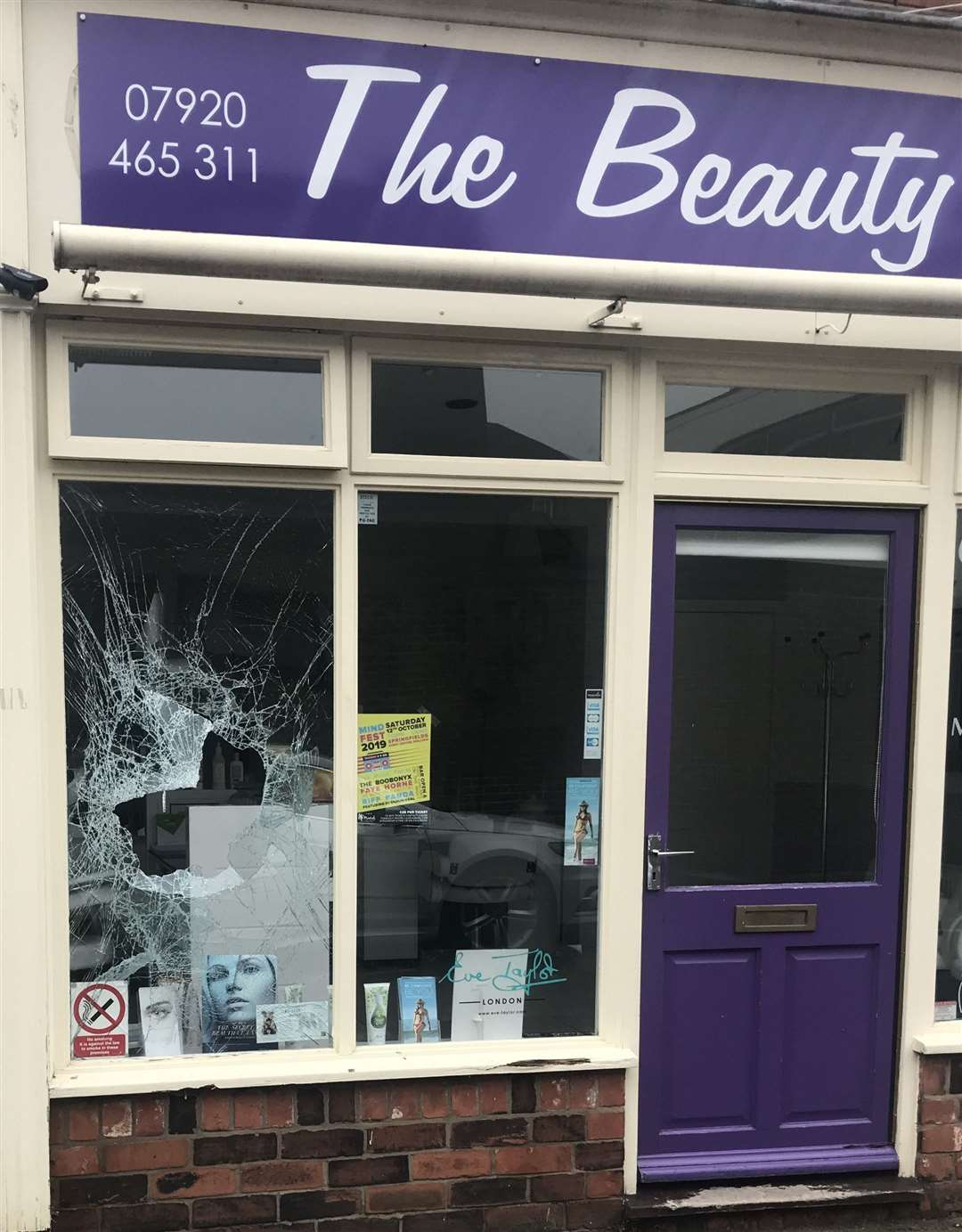 The Beauty Room, Victoria Street, Spalding. Photo supplied. (8003698)