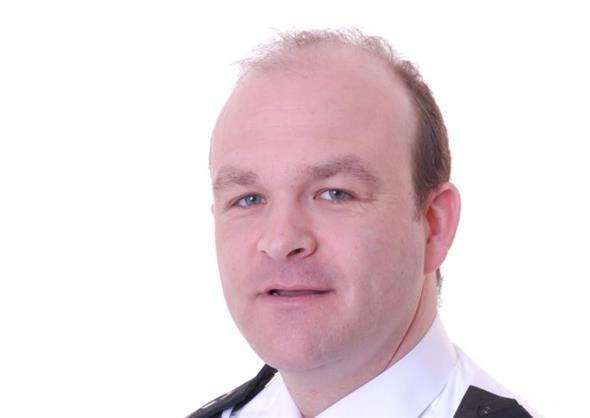 Superintendent Phil Vickers, force lead on rural crime for Lincolnshire Police.
