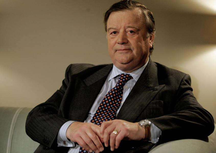 Former Lord Chancellor and Secretary of State for Justice Ken Clarke QC MP is speaking in Spalding.