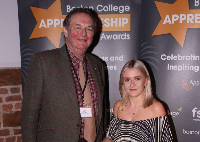 Apprentice of the Year, Beauty Therapy: Liberty Studd (Spalding)