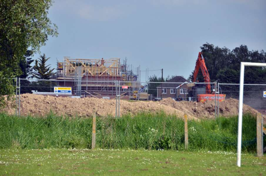 The new homes will be built alongside Ashwood Homes current development in Backgate, Cowbit