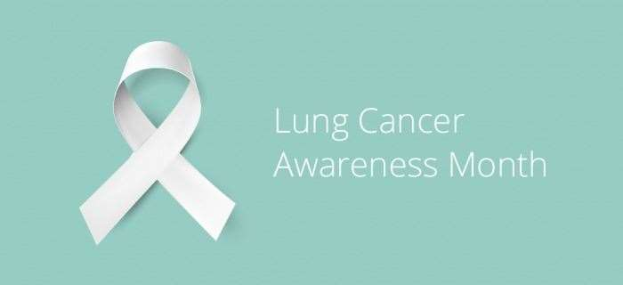November is Lung Cancer Awareness Month (22601499)