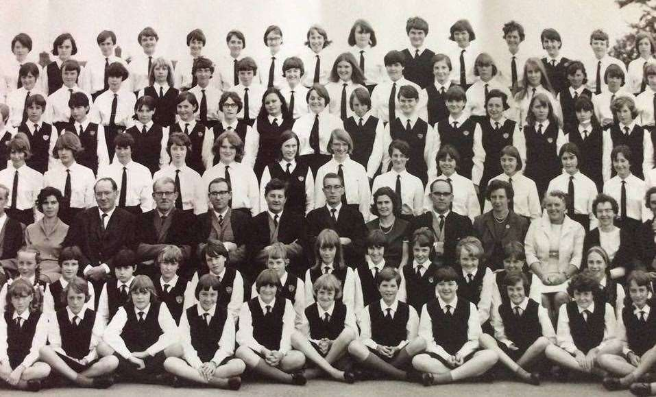 Isobel Coker is organising a reunion of ex-Spalding High School students from the 1960s.Photo supplied. (24157181)