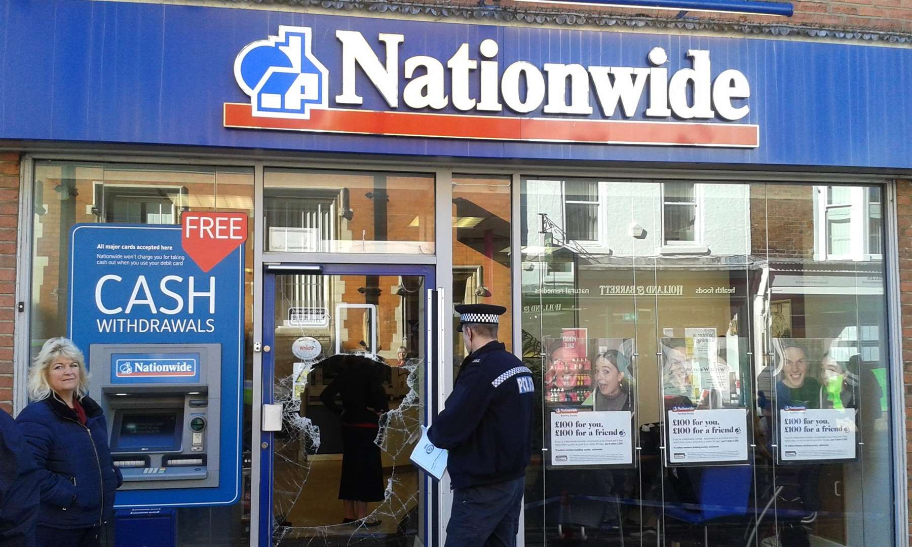 Nationwide Building Society Spalding
