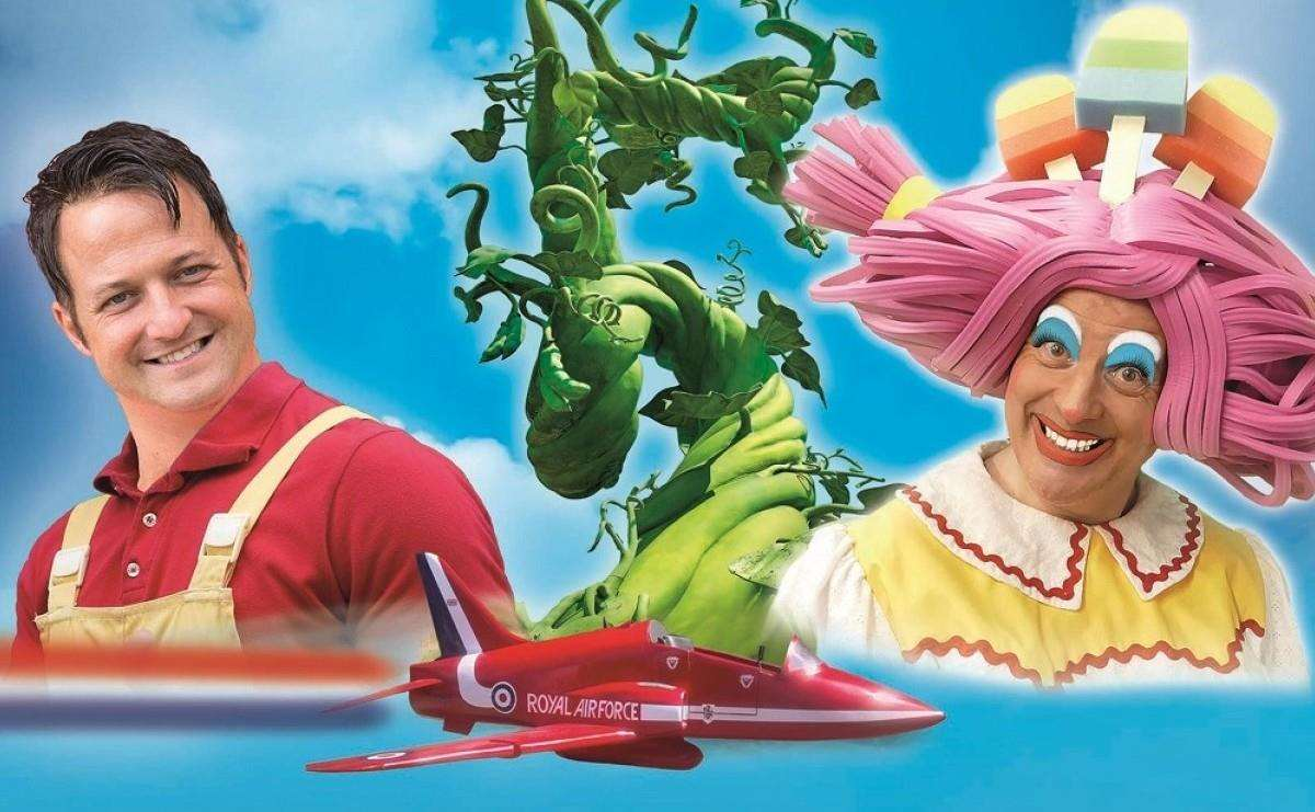 Jack and the Beanstalk, performed by Polka Dot Pantomimes, starts its run at the South Holland Centre from Sunday.