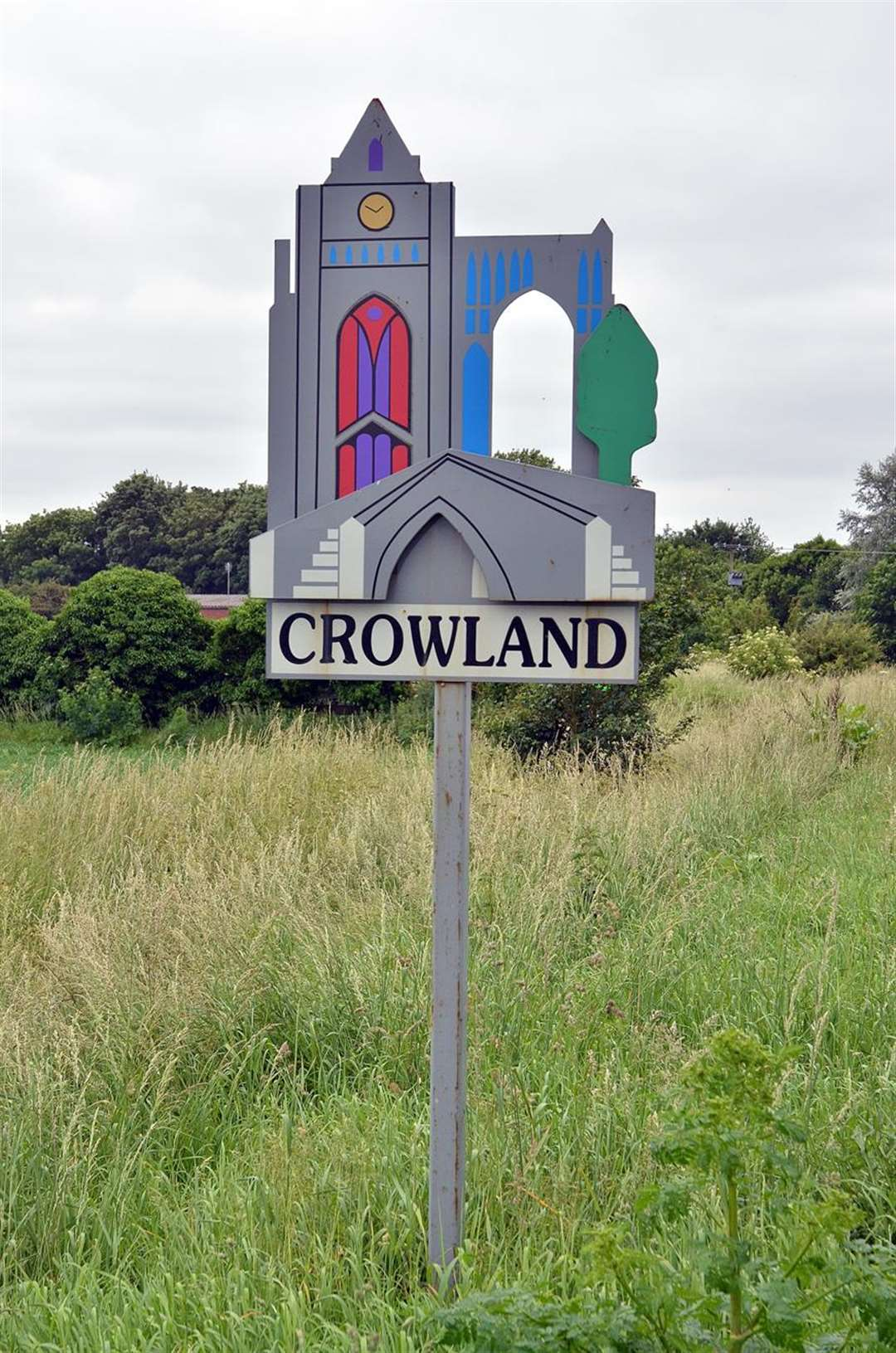 Crowland Parish Council news.
