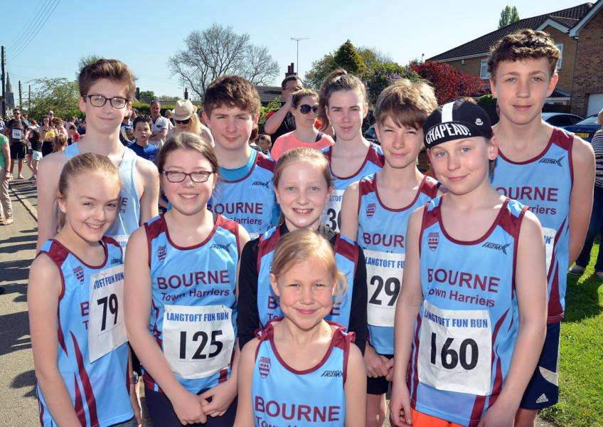 Bourne Town Harriers