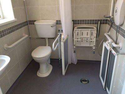 Disabled Facilities Grants can keep people living in their own homes.