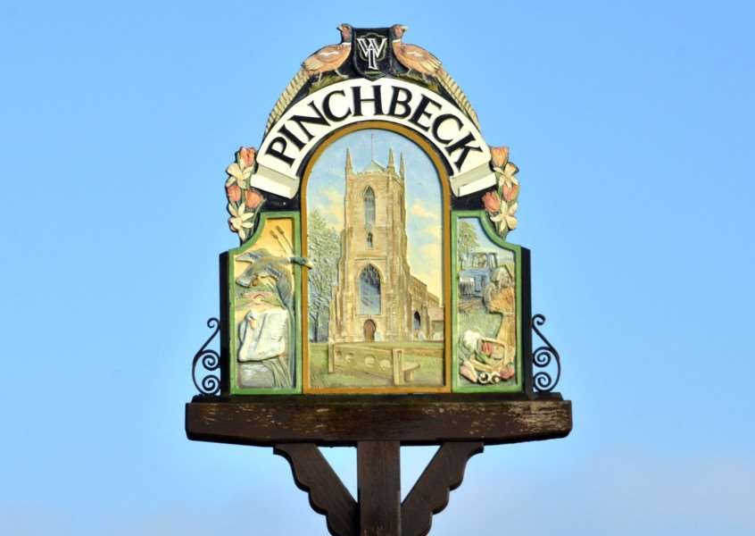Pinchbeck Parish Council news.