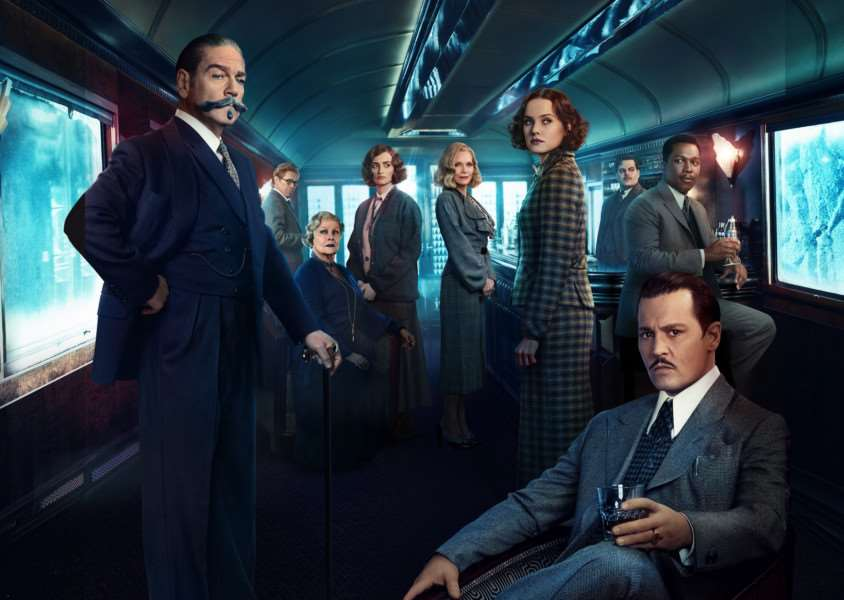 Film: Murder on the Orient Express is showing at the South Holland Centre in Spalding from Sunday until December 1.