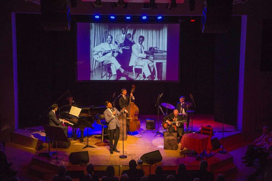 King for a Day, The Nat King Cole Story is on at the South Holland Centre today (Thurs). (9799130)