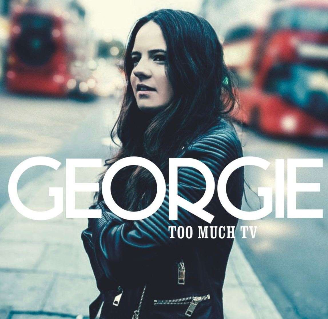 Georgie's debut EP, Too Much TV, was reviewed by Spalding Today in May 2018. (7616005)
