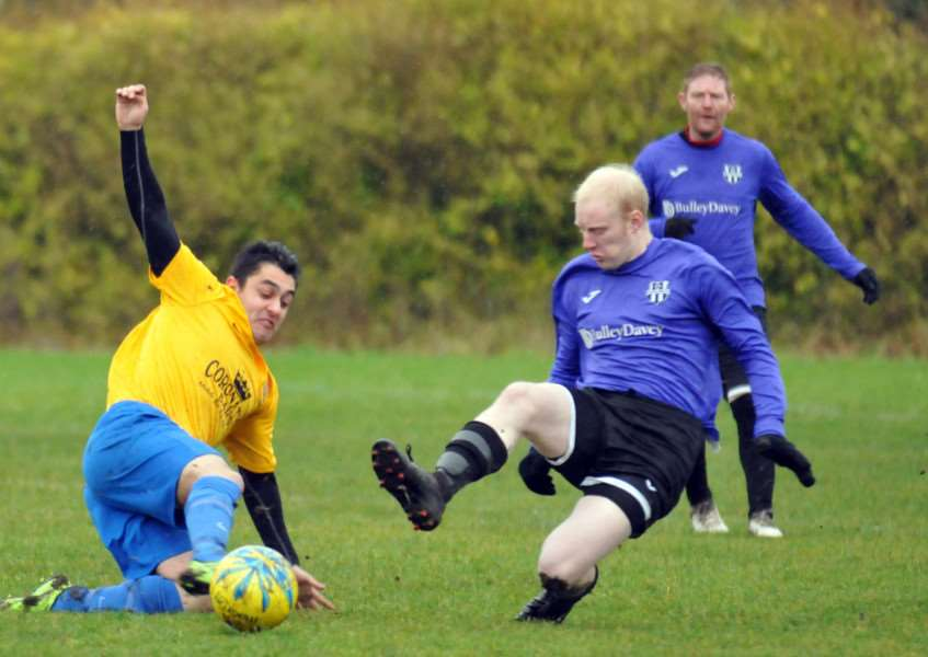 Spalding Town v Holbeach Bank