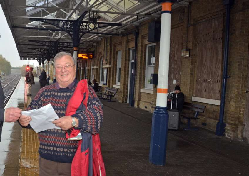 Rooms For Hire As Forum Seals Deal At Spalding Rail Station