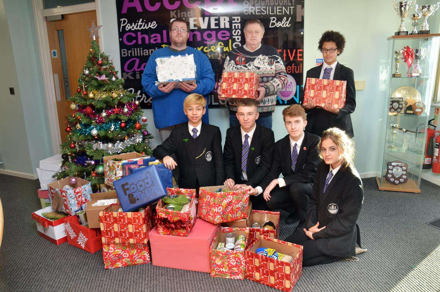 Christmas Foodbank Appeal 2018 A Record Response From The