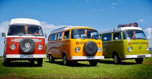 The VW camper van and car show is a new addition to this year's Holbeach Music and Beer Festival. (9015444)