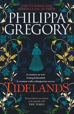 Tidelands by Philipa Gregory. Bookmark in Spalding's Book of the Week. (30703831)