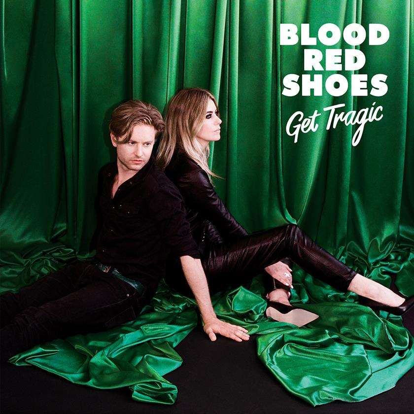 Blood Red Shoes' new album is called Get Tragic. (6450616)