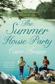 The Summer House Party is Bookmark in Spalding's Book of the Week. (2142173)