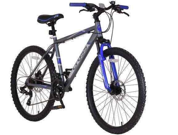 A blue and silver Cross mountain bike, similar to this one, was stolen in Bourne.