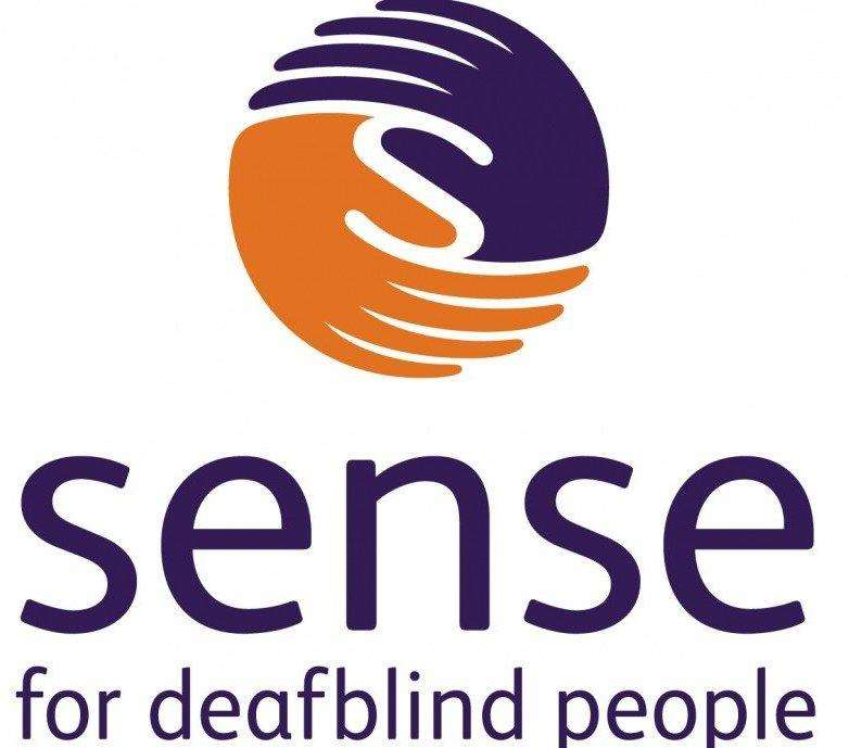 A market stall manned by charity worker Matt Rogers on Saturday is raising money for Sense. (2296614)