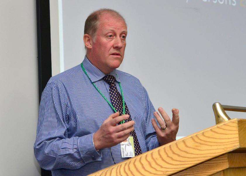 Superintendent Mark Housley, force lead on rural crime at Lincolnshire Police. Photo supplied.