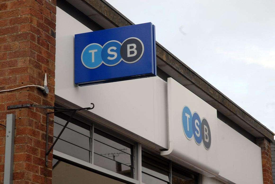 The old TSB branch in Long Sutton