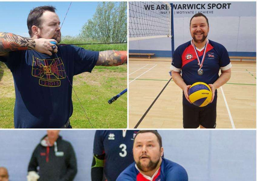 Spalding teaching assistant Sam Newton is hoping to raise �1,700 in order to represent Great Britain at the tenth European Transplant and Dialysis Sports Championships in Cagliari, Sardinia, in June. Photo supplied.