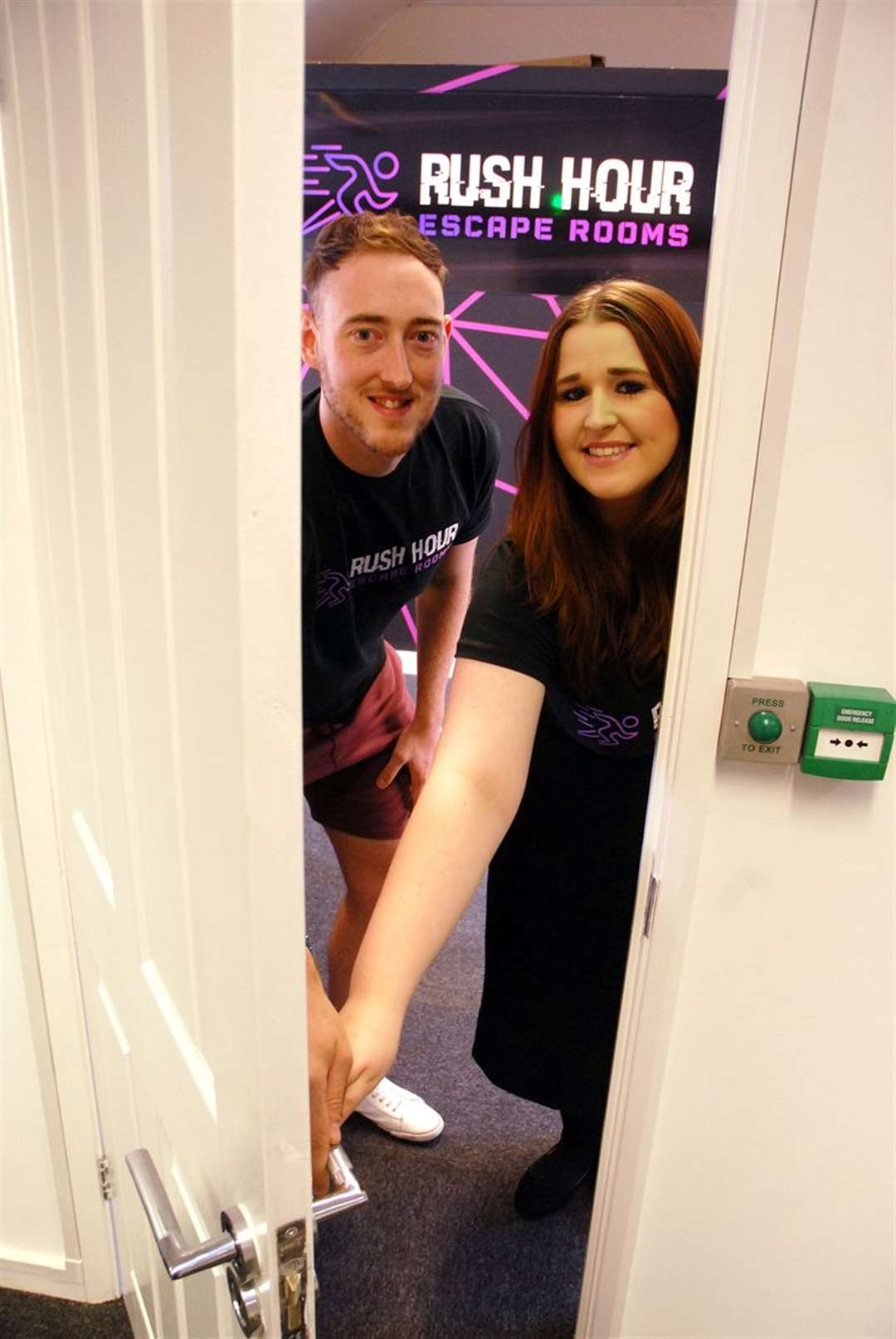 Competitors will have just an hour to crack clues and puzzles to 'escape' a themed room