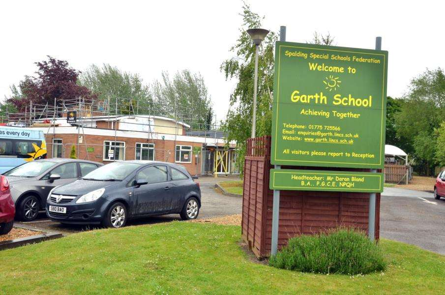 Garth School, Spalding