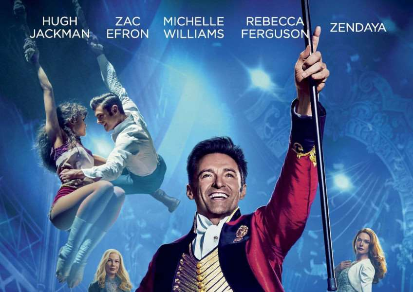 Film: The Greatest Showman is on at the South Holland Centre in Spalding from Friday, February 2.