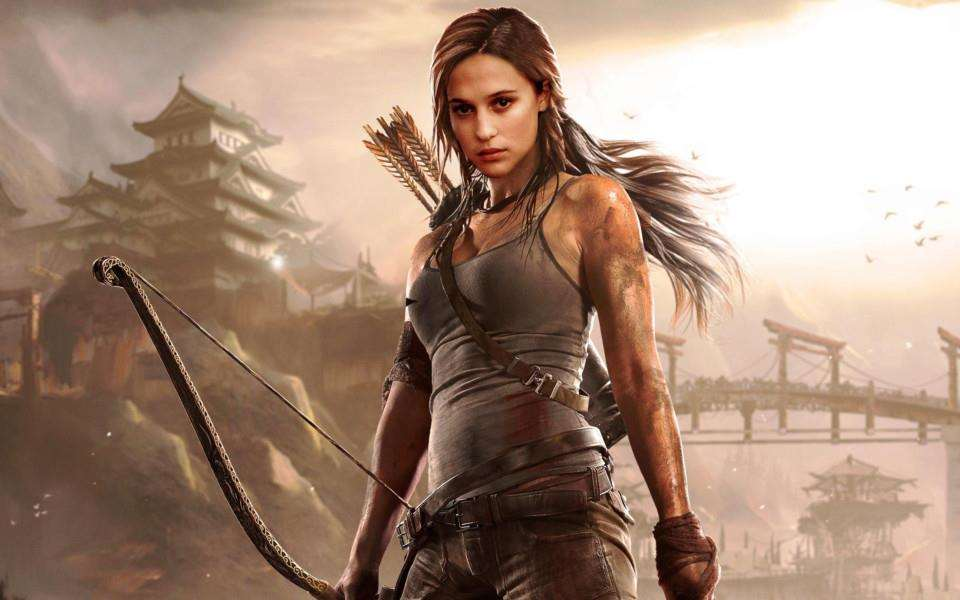 Catch the new Tomb Raider movie starring Alicia Vikander, at the South Holland Centre in Spalding, from Friday (13) until Monday.