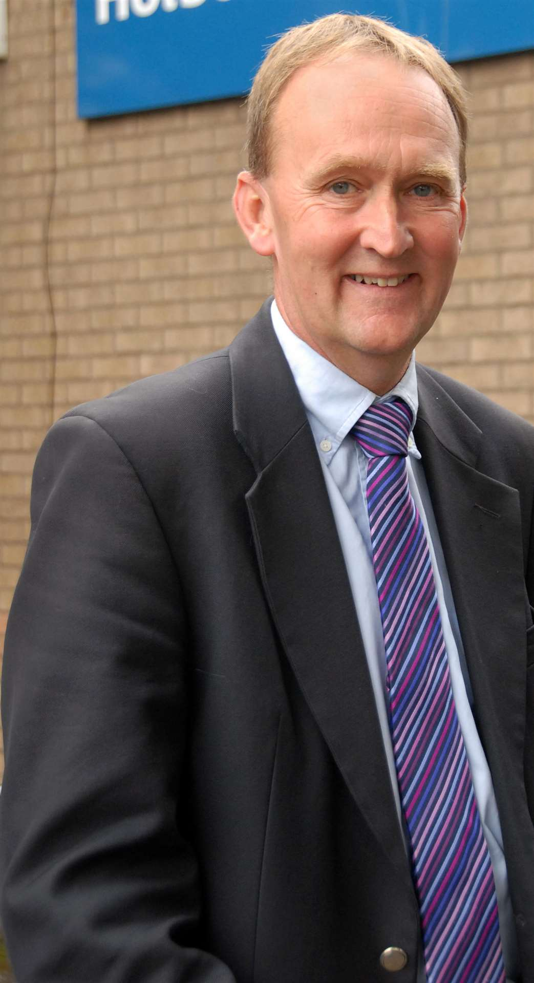Coun Nick Worth, Lincolnshire County Council member for Holbeach. SG110913-222NG.
