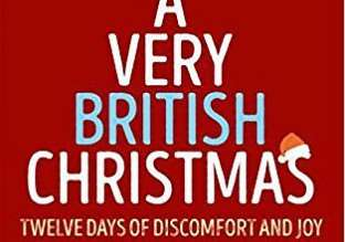 A Very British Christmas by Rhodri Marsden. Bookmark in Spalding's Book of the Week.