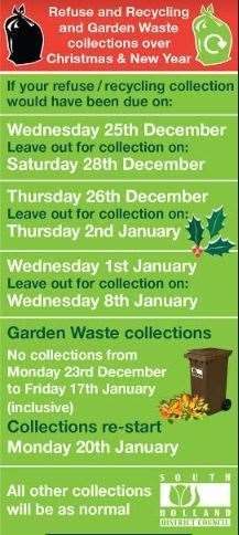 South Holland District Council bin collections (24976754)